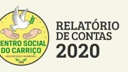 Relatório de contas do ano 2020